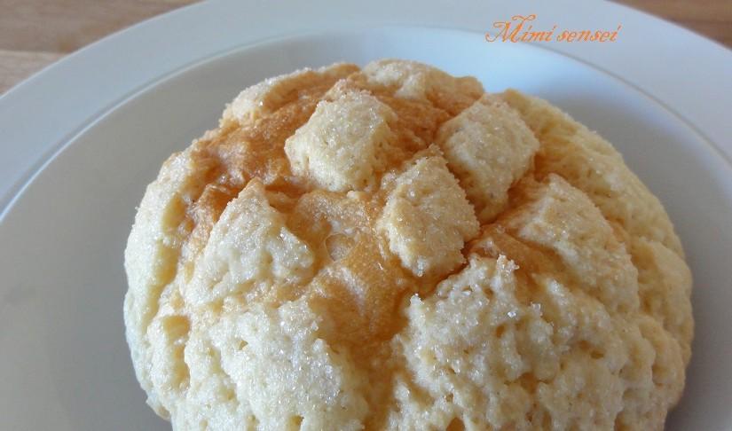 Shana's Favorite  Melon pan  (Japansk melon brød)