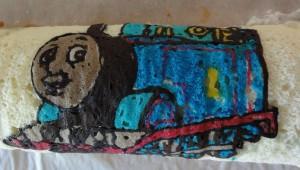 Thomas roll cake