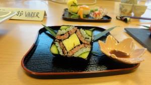 japansk ris til sushi