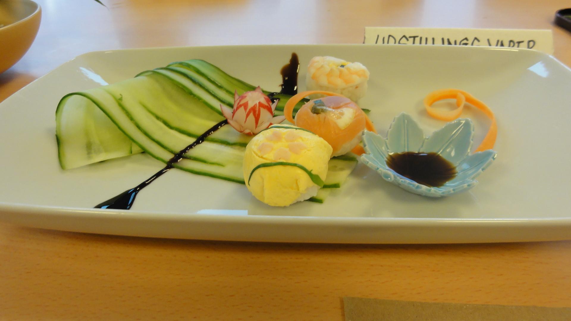 sushi ris koge